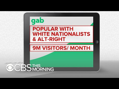 Does Gab bear any responsibility for hate speech, radicalization?