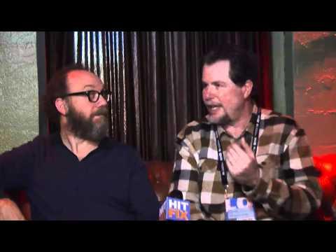 "Sundance 2012 - Paul Giamatti And Director Don Coscarelli Talk 'John Dies At The End"""