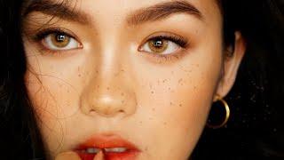 "SPRING ""NO MAKEUP"" MAKEUP LOOK + FAUX FRECKLES | Jessica Vu"