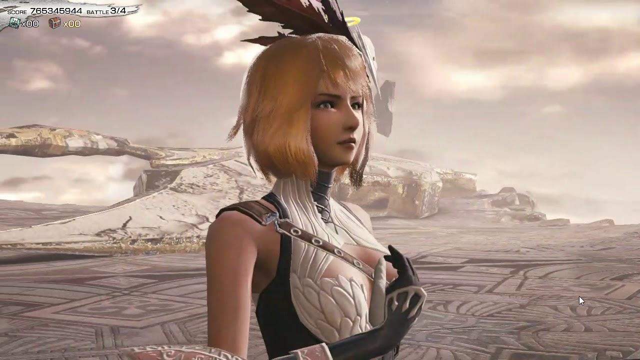Mobius final fantasy dancer