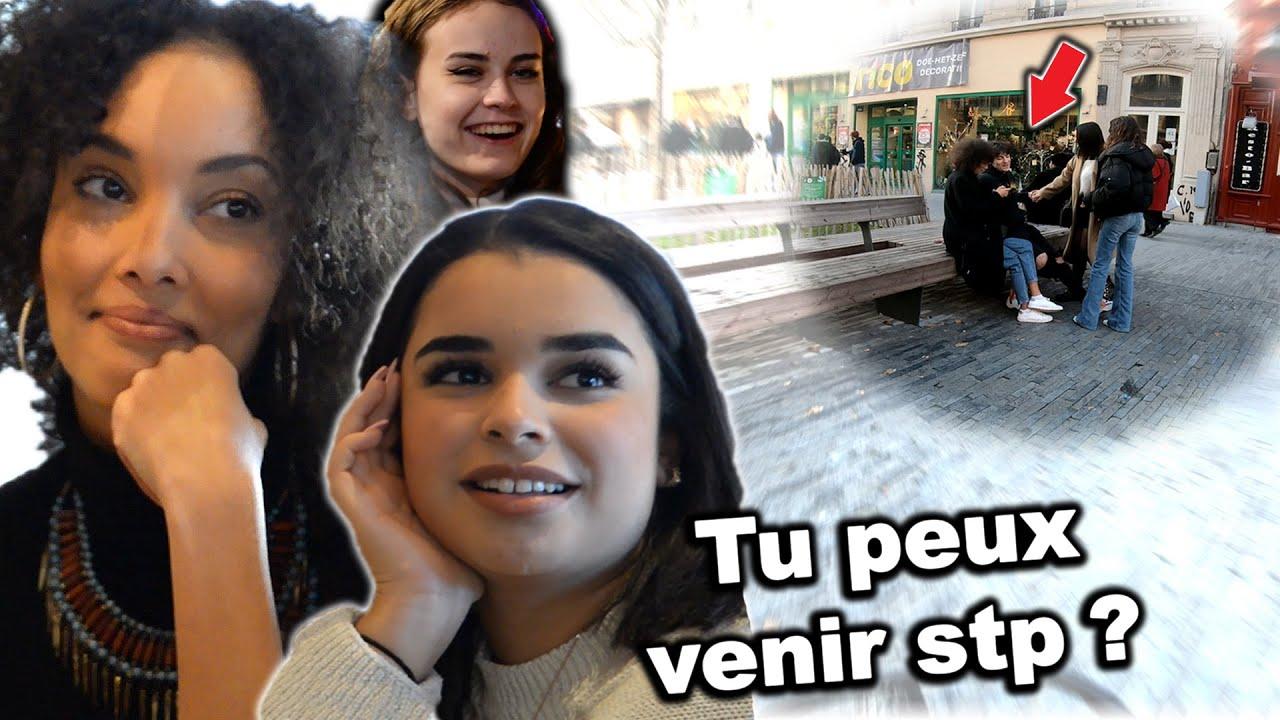 Exp. Sociale #90: LE HARCÈLEMENT INVERSÉ (filles qui draguent en rue)