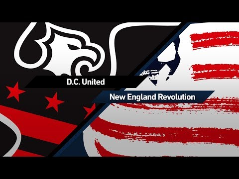 Highlights: D.C. United vs. New England Revolution | August 26, 2017