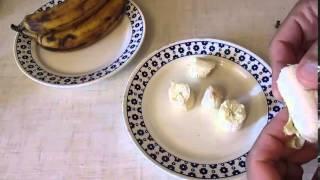 Мороженое из бананов - вкусно и просто