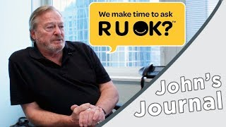 R U OK? Day and Mentally Healthy Workplaces | John's Journal