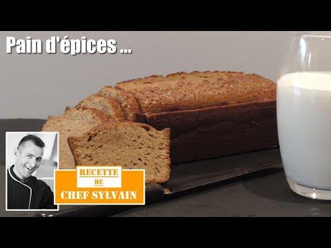 pain-d'épices---recette-par-chef-sylvain