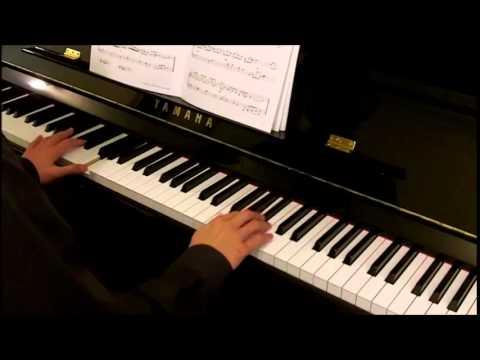 Trinity TCL Piano 2015-2017 Grade 5 A1 Jones Giga in D Minor by Alan