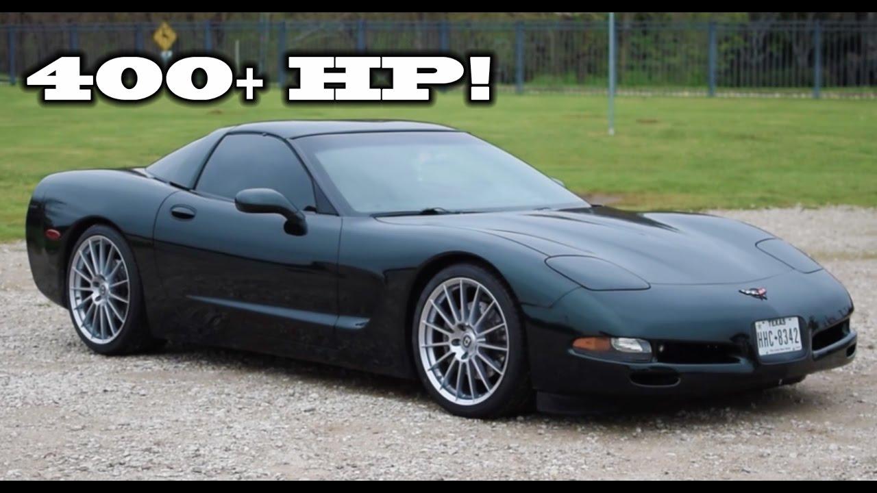 Cammed C5 Corvette Car Review Better Than The C5 Z06