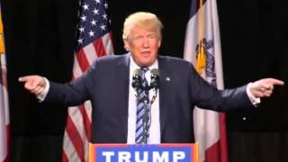 Donald Trump Waterloo Campaign Rally FULL Speech