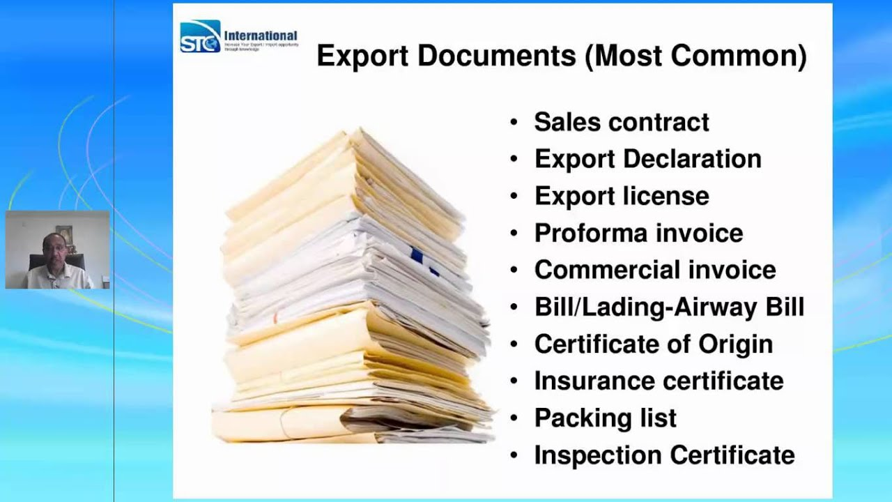 export documentation Shipper's dangerous goods note dgn this is used instead of the ssn (standard shipping note) to accompany hazardous goods to.