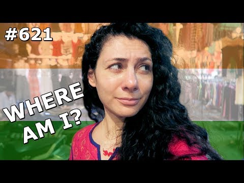 LOST IN DELHI INDIA DAY 621 | TRAVEL VLOG IV