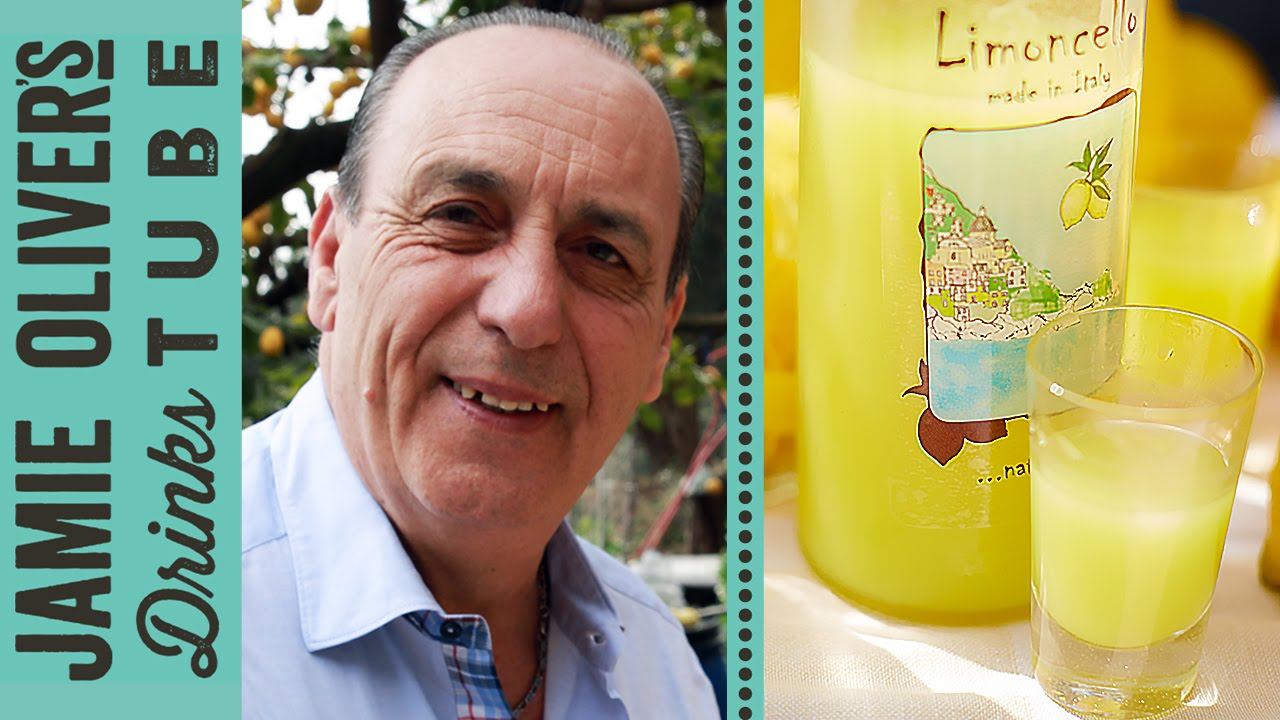 How To Make Limoncello Gennaro Contaldo Youtube