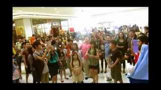 SM Tarlac City Flash mob Christmas edition