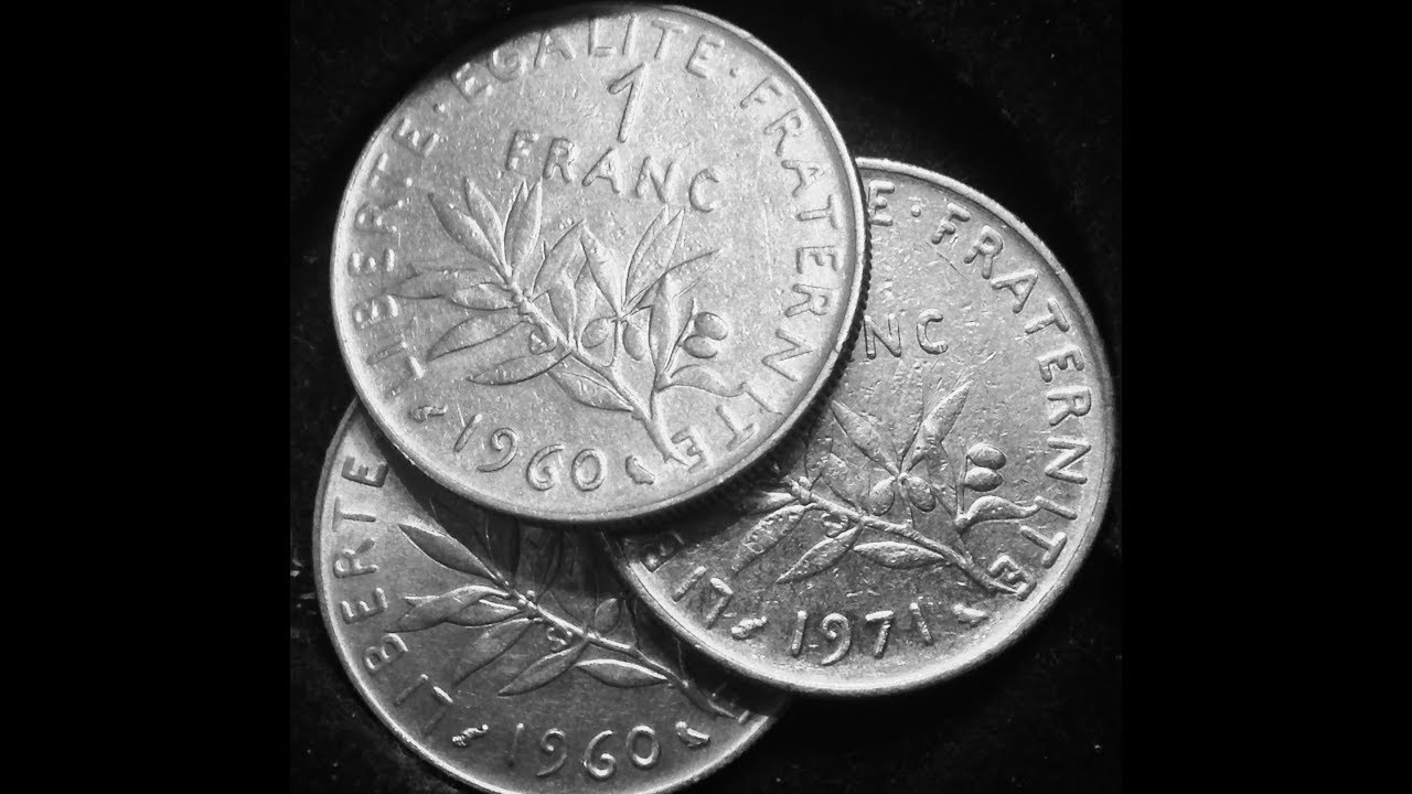 1979 2 francs coin worth