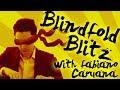 BLINDFOLD BLITZ   GM FABIANO CARUANA