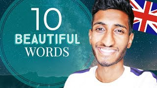 10 Dreamy & Beautiful English Words | British Accent