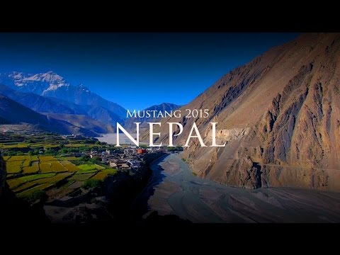 Mustang 2015. Nepal