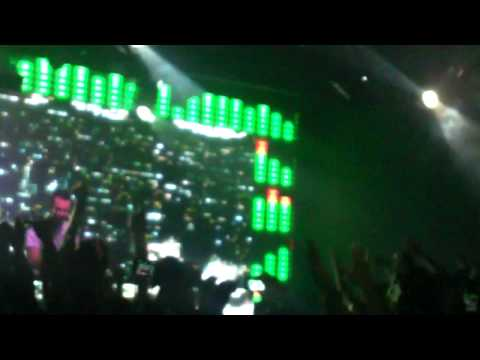 SANDER VAN DOORN @ GATECRASHER NOTTINGHAM DROPPIN ZOMBIE NATION