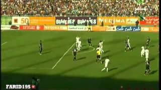 أهداف مولودية الجزائر 3-2 وفاق سطيف - نصف نهائي كأس الجمهورية 2013