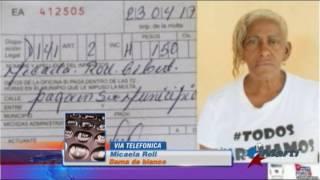 Opositora cubana recibe condena carcelaria en medio de delicado estado de salud