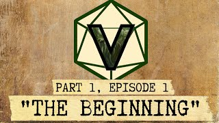 "Call of Cthulhu RPG - ""The Beginning"" - Part 1, Episode 1"