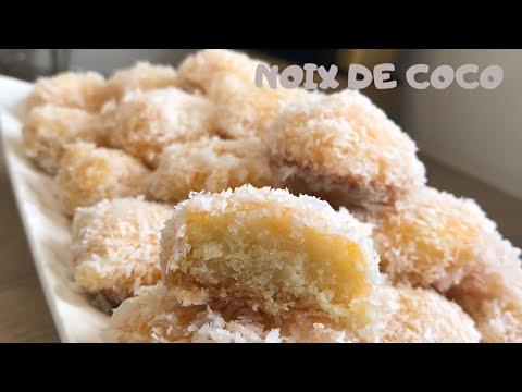 noix-de-coco-fondant-en-bouche-et-moelleux-😍😋