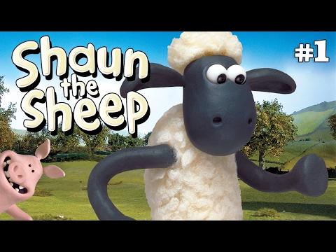 Shaun the Sheep -  Off the Baa S1E1 (DVDRip XvID)
