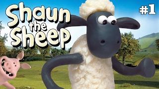 Shaun the Sheep -  Off the Baa S1E1 DVDRip XvID