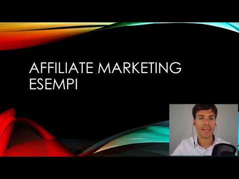 Affiliate Marketing Esempi