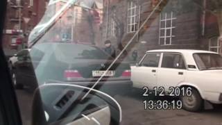 Ճանապարհային երթևեկության կանոնները խախտած ավտոմեքենաներ՝ «Հերթապահ մաս» ի տեսադաշտում