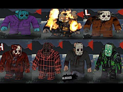 Friday The 13th Killer Puzzle DLC Jasons