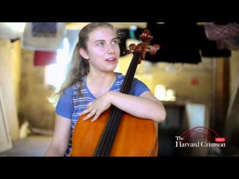 Harvard Cellist Studies Abroad