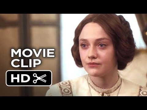 Effie Gray Movie CLIP - Never Touched Me (2014) - Dakota Fanning Movie HD
