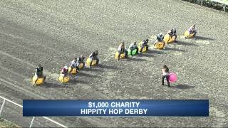 Del Mar Hippity Hop Derby: Trainer Classic