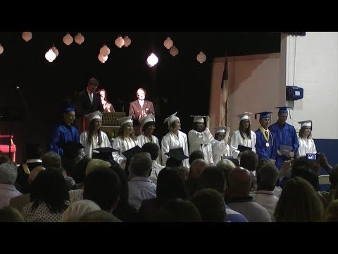 Graduation 2012: CHA (Christian Heritage Academy)