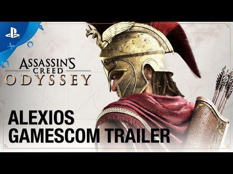 Assassin's Creed Odyssey: Gamescom 2018 - Alexios | PS4