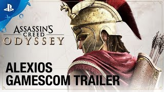 Assassin's Creed Odyssey: Gamescom 2018 - Alexios | PS4