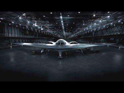 China provoca a Estados Unidos al revelar su nuevo bombardero furtivo