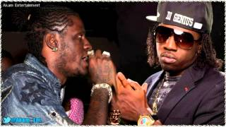 Aidonia Ft. Di Genius - Wah We Do Dem (Ask Dem) March 2013