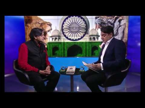Shashi Tharoor | on Britain's colonial genocide in India....|