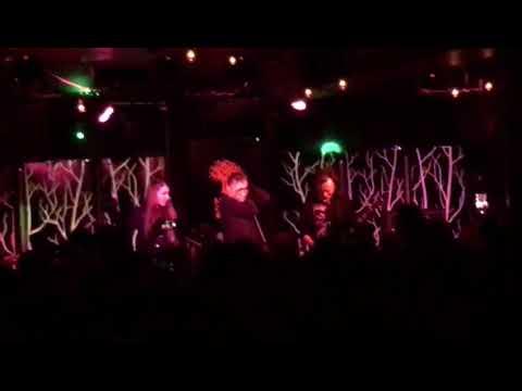 The MATRIXX (ех- Агата Кристи) - Опиум для никого (2018 03 06), San-Francisco