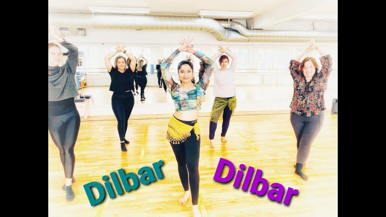 BOLLYWOOD Dance   DILBAR DILBAR   Workshop   Nora Fatehi   John Abraham   Satyameva Jayate  