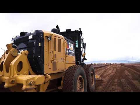 CAT 140M2 Motor Grader in Boulder City