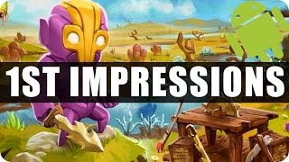 Crashlands Android Gameplay | First Impressions HD
