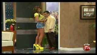 Teatro en Chilevisión: La mujer perfecta Acto 2, Dinamita Show - 04/08/2012