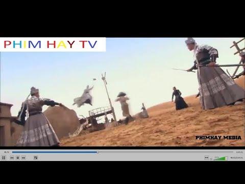 Phim Võ Thuật 2018-- Cung Bí Hiểm Full HD--  Phim Hay Thuyết Minh