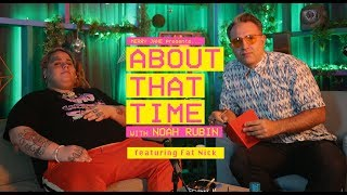 Fat Nick Talks Soundcloud Rap, Miami's Best Restaurants, and Exotic Strains | ABOUT THAT TIME