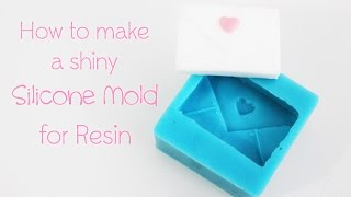 How to make a mold for resin