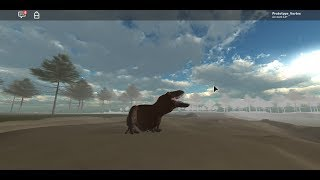 Roblox- Primal Life ( Life of a T-rex)
