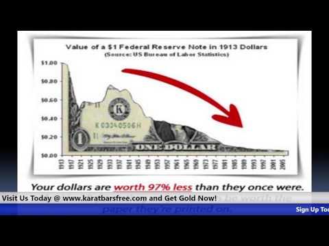 Legit Reasons You Should Acquire Wealth In Gold Karatbars through www.Karatbarsfree.com Today!