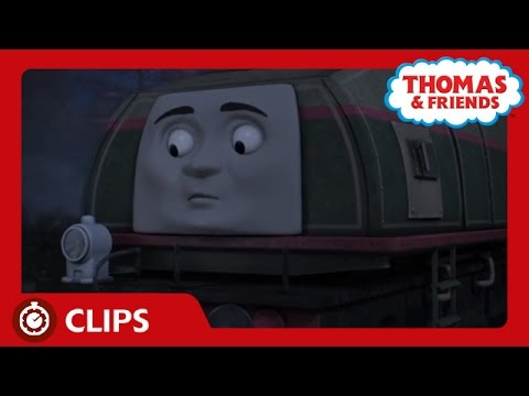 Toad's Bright Idea to Fix Gator's Lamp | Thomas & Friends